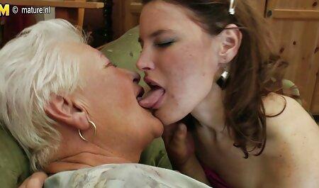 Красива порномать и син блондинка