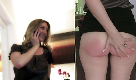 Степомі бачить, як її син мастурбує син траха маму